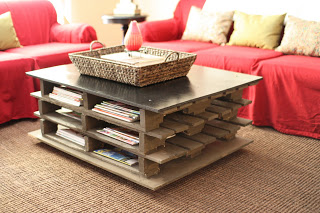 Home stores often give pallets away for free.
