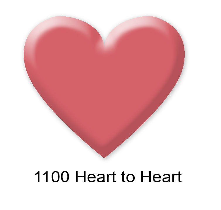 Heart to Heart 1100 paint color